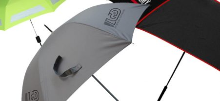 Parapluie publicitaire - Enseignes 01