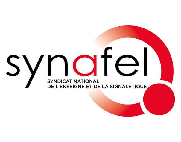 ENSEIGNES 01 est membre du Synafel