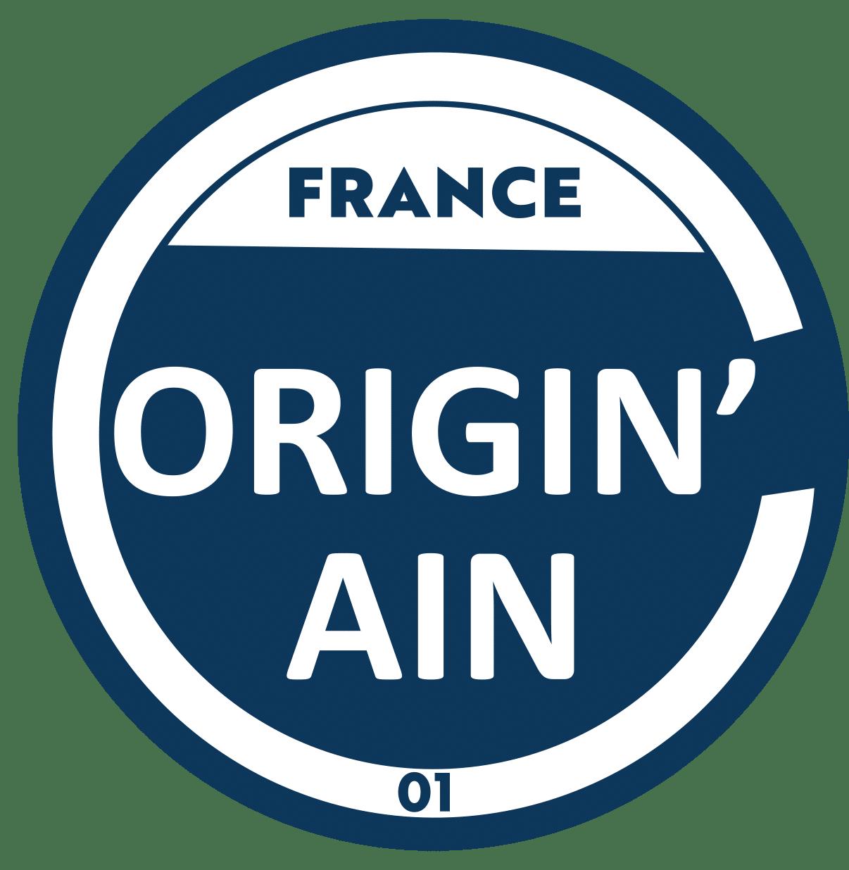 Logo Origin'Ain